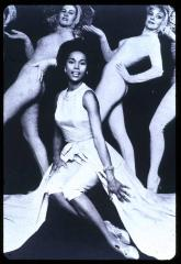 Diahann Carroll with Dancers