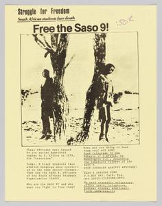 Pamphlet regarding the SASO 9