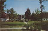 """Oakwood College, Huntsville, Alabama, two miles west of Pulaski Pike, near the Country Club."""