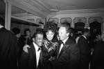 Sammy Davis & Diahann Carrol at Emmy Reception, Los Angeles, 1989