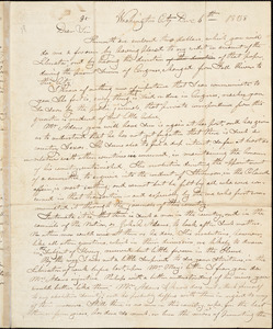 Letter from Nathaniel Briggs Borden, Washington City, [District of Columbia], to William Lloyd Garrison, 1838 Dec[ember] 6th