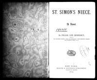 St. Simon's Niece