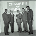 Chamber of Commerce event participants, Los Angeles
