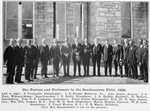 Our pastors and professors in the southeastern field, 1926