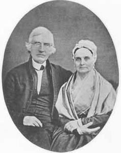 Thumbnail for James Mott and Lucretia Coffin Mott