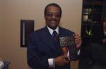 Johnnie Cochran at Central Library