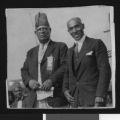 Joseph Blackburn Bass and Frederick Madison Roberts, circa 1921/1930, Los Angeles(?)