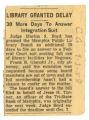 "1958-09-03 ""Library Granted Delay"""