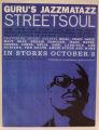 'Guru's Jazzmatazz: Streetsoul' poster