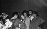 Alpha Phi Alpha Fashion Show, Los Angeles, 1985