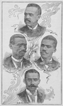 W. H. Anderson. ; Walter H. Stowers. ; Rob T. Pellham jr. ; B. B. Pelham