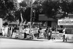 Watts protest