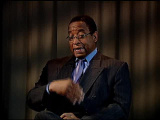 Thumbnail for Randall Pinkston, CBS correspondent, one of first African-American news anchors, part 2