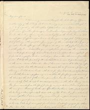 Letter to] Very dear friend [manuscript