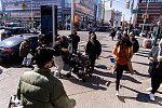 NE corner of Malcolm X Blvd. and W. 125th St., Harlem