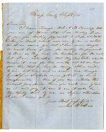 Correspondence - Letter book Volume VIII