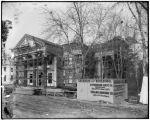 Arkansas State pavilion construction