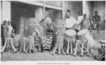 A band of music, Gold Coast interior