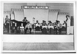 Photograph of Carlos Molina and Band