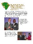 """The fourth annual South Carolina African American Heritage Commission """"Preserving Our Places in History Awards"""""""
