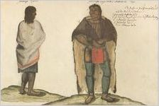 English trade in deerskins and Indian slaves