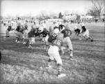 Owl Club, Jim Ward, Little American Football