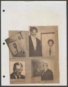 Clipping: Photographs Dallas' Black Living Legends - Exhibitions - News