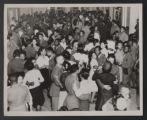 Photographs. United Service Organization, (USO), undated. (Box 149-AV, Folder 31)