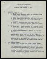 NAACP Report of Executive Secretary, October 24th thru November 27th, 1966
