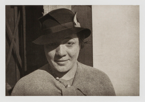 """Ada """"Bricktop"""" Smith, from the unrealized portfolio """"Noble Black Women: The Harlem Renaissance and After"""""""