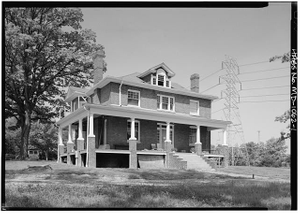 D. S. S. Goodloe House, 13809 Jericho Park Road, Bowie, Prince George's County, MD