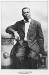 James D. Prattis, Senior Warden