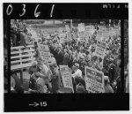 Civil rights march on Wash[ington], D.C.