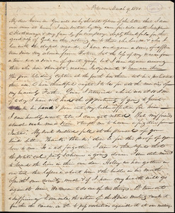 Letter from James C. Jackson, Peterboro, [New York], to William Lloyd Garrison, 1840 March 9