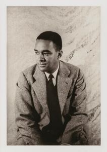 Richard Wright, from the portfolio 'O, Write My Name': American Portraits, Harlem Heroes