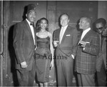 Bob Hope and Red Foxx, Los Angeles, 1958