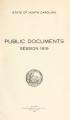 Thumbnail for Public documents [1919]
