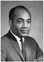 Frank C. Kent of Brooklyn Center. Director of the Hallie Q. Brown Center from 1961-1963. Head of the Minnesota Department of Human Rights from 1967-1969. First African American to head a Minnesota Department of Government.