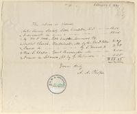 Letter from Amos A. Phelps
