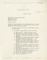 Letters from Kathleen Sullivan, Boston School Committee member, to Marion J. Fahey, Superintendent of Boston Public Schools, January 1976