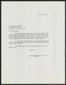 Dr. Monroe T. Gilmore correspondence