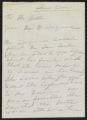 Correspondence: Thomas Christopher Columbus Foster
