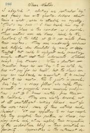 Thomas Butler Gunn Diaries: Volume 14, page 204, December 31, 1860
