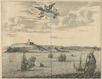 The Fort Nassau and Orange upon ye Island Goeree