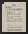 Report of the Survey Committee, 1954. (Box 97, Folder 2)