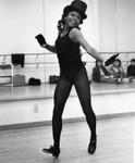 Tap Dance competitor, Charon Aldridge