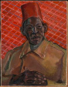 Soldado Senegales