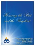 Honors Day Programs (2010)