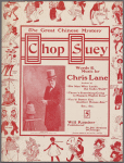 Chop Suey (the great Chinese mystery.)
