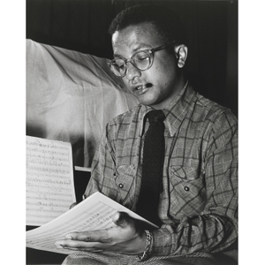 "Billy ""Sweet Pea"" Strayhorn"